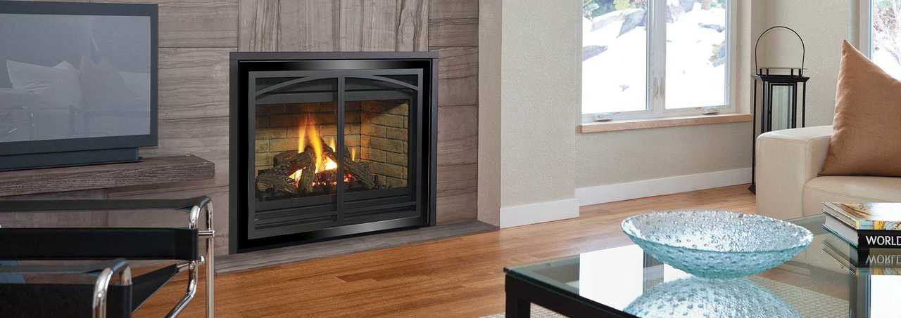 Regency Panorama® P36D Medium Gas Fireplace - Embers ... on Embers Fireplaces & Outdoor Living id=45735