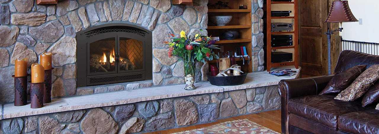 Regency Excalibur® P90 Medium Luxury  Gas Fireplace