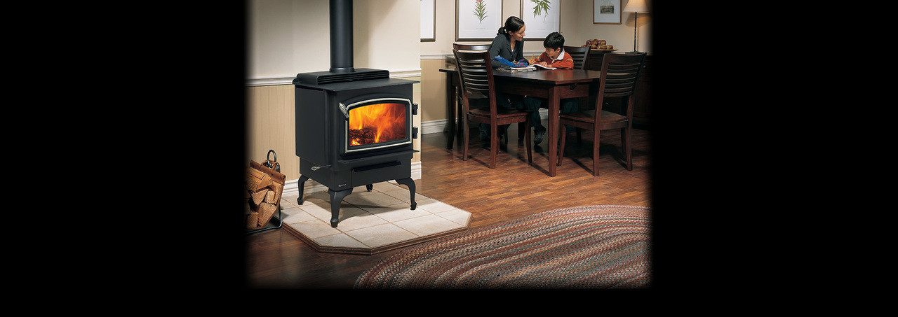 Regency Classic F2400 Medium Wood Stove