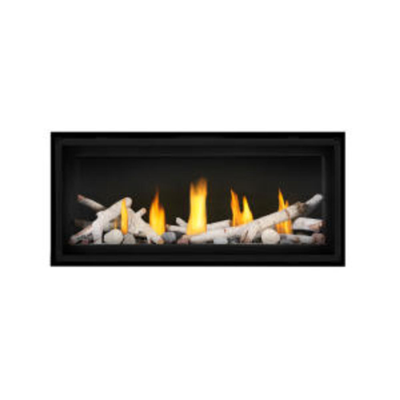 Napoleon Luxuria™ 50 Single-Sided Direct Vent Gas Fireplace - LVX50NX