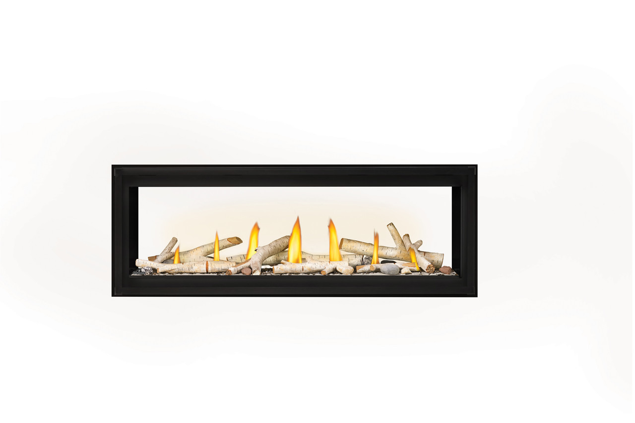 Napoleon Luxuria™ 50 See-Thru Direct Vent Gas Fireplace - LVX50N2X