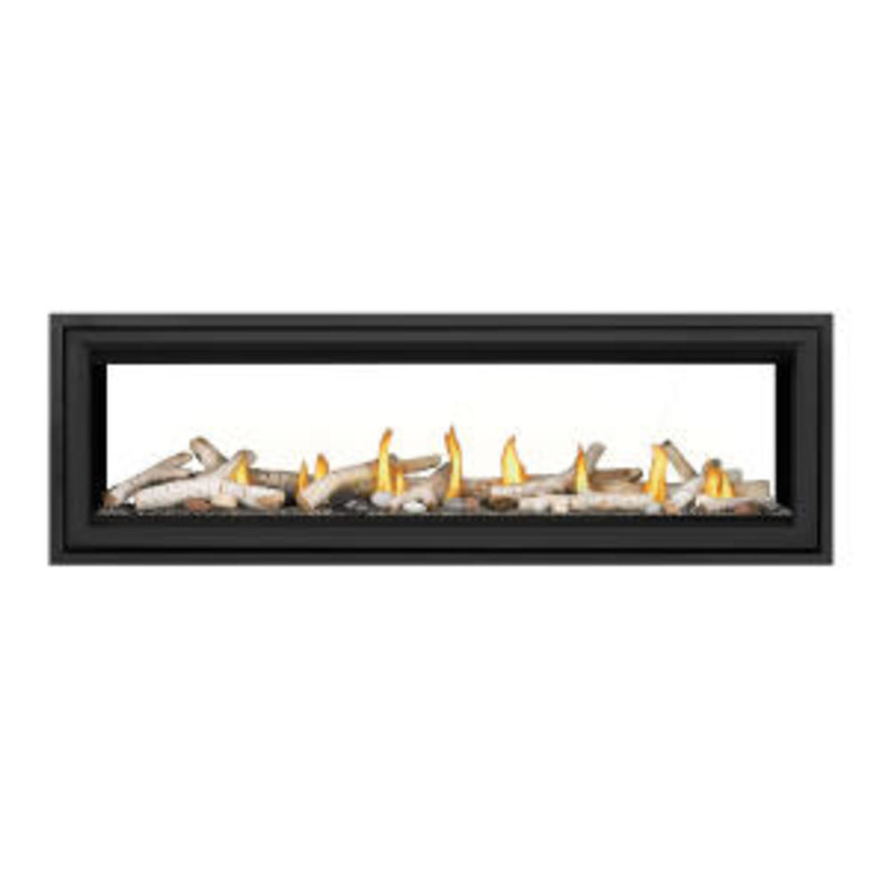 Napoleon Vector 62 Quot See Thru Direct Vent Gas Fireplace