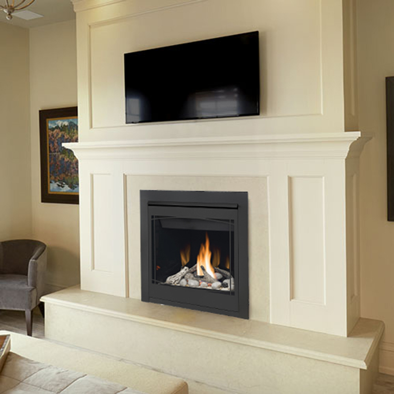 Napoleon Ascent X36 Gas Fireplace