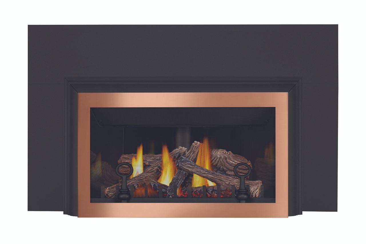 Napoleon Inspiration™ ZC Direct Vent Gas Fireplace - Millivolt Ignition - GDIZC