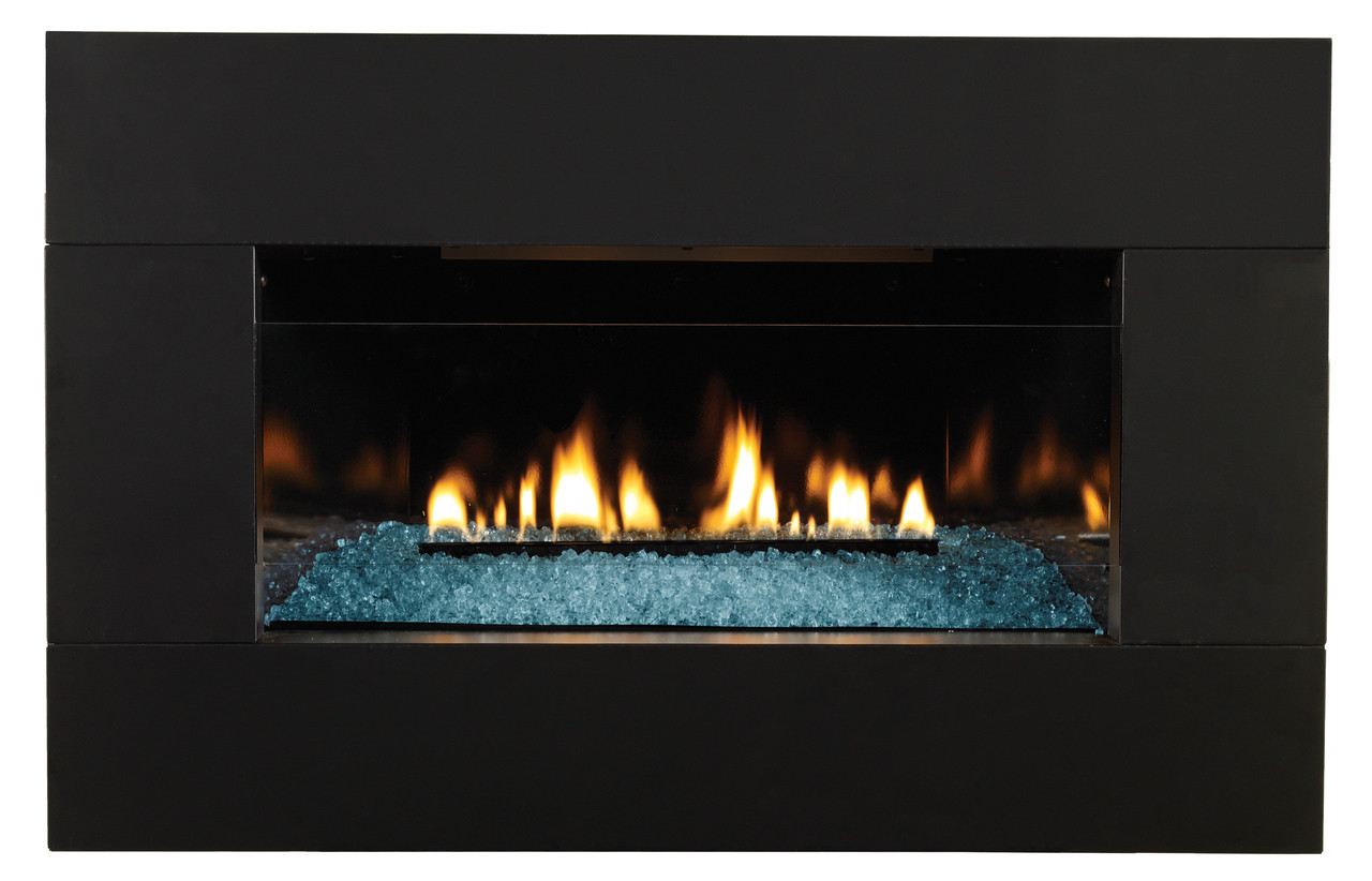 Empire Loft Vent-Free Cleanface Insert/Fireplace with Barrier - Zero Clearance - Millivolt Control with On/Off Switch - VFL20IN32