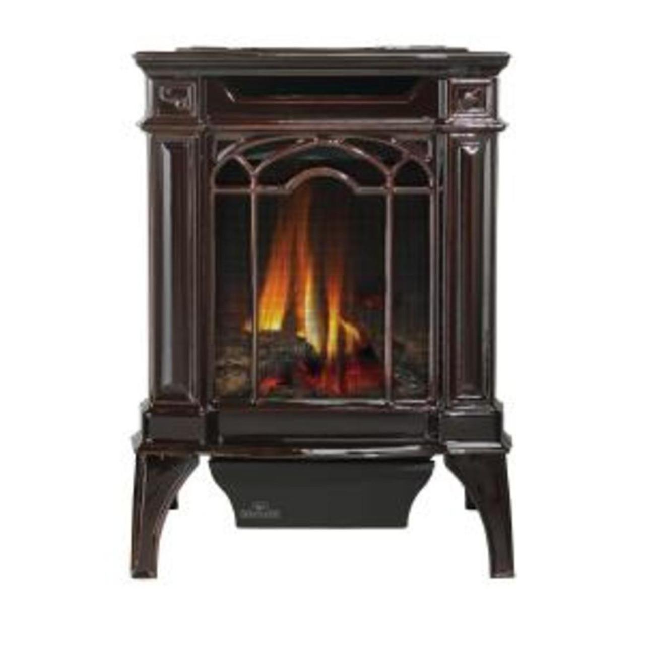 Napoleon Arlington Cast Iron Direct Vent Gas Fireplace