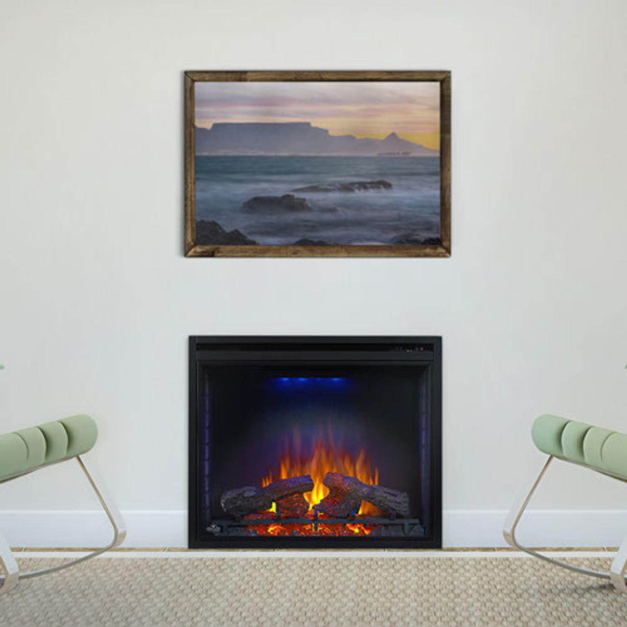 "Napoleon Ascent 33"" Electric Fireplace"