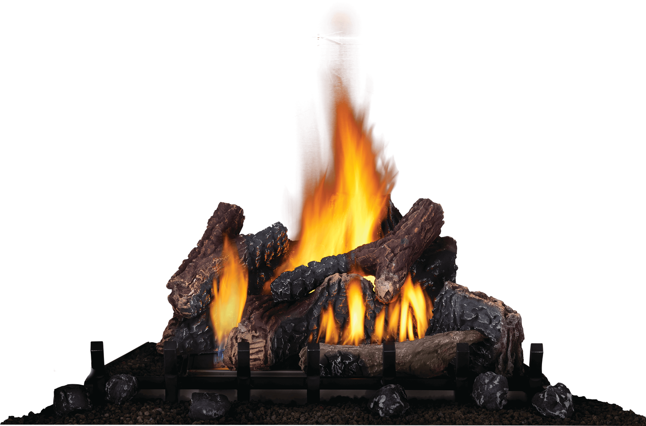 Napoleon Riverside™ 42 Clean Face Outdoor Fireplace - Millivolt Ignition, Brushed Stainless Steel - GSS42CFN