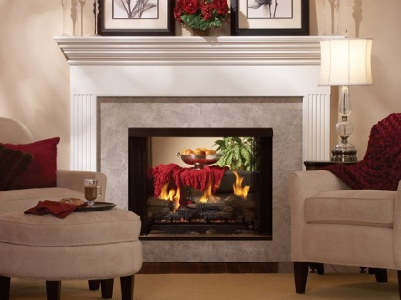 Empire Breckenridge Vent-Free Firebox Premium 36 - VFP36FB0