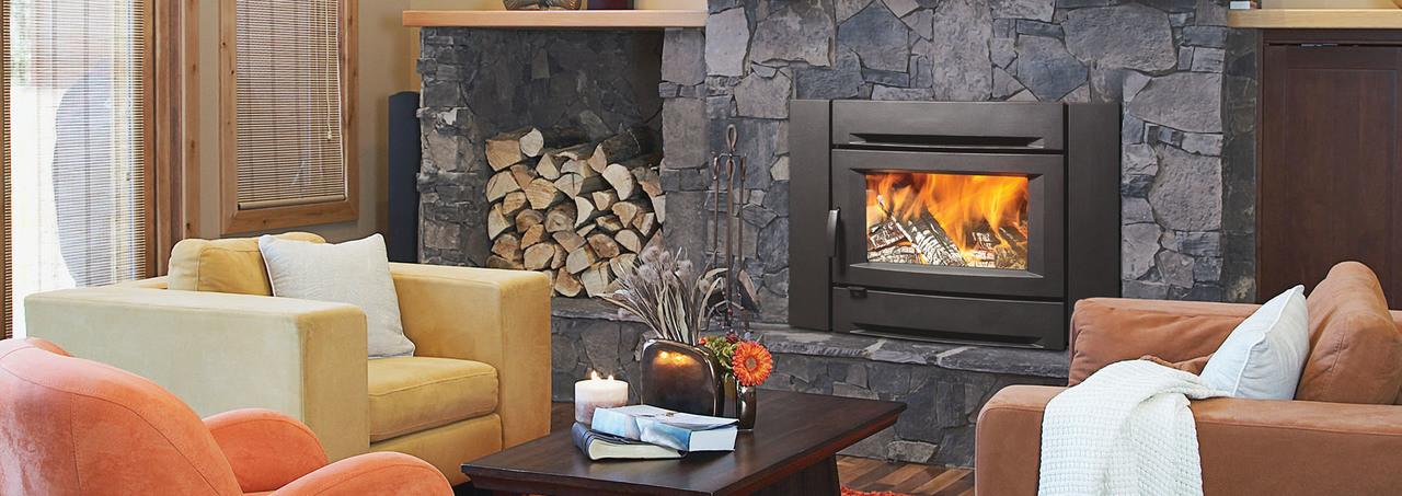 Regency Alterra CI1250 Contemporary Small Wood Insert