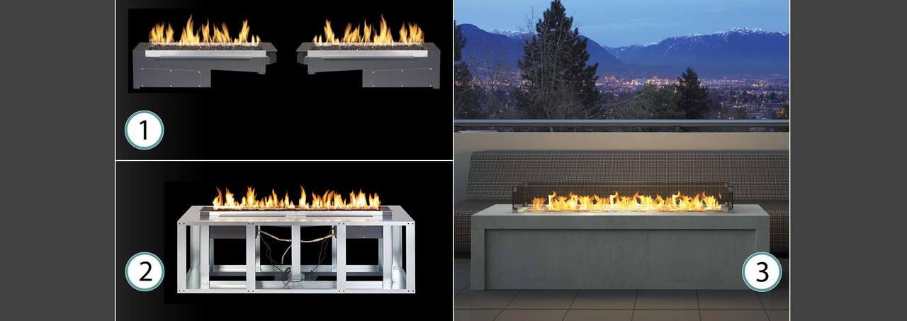 Regency Plateau PTO60  Outdoor Gas Burner