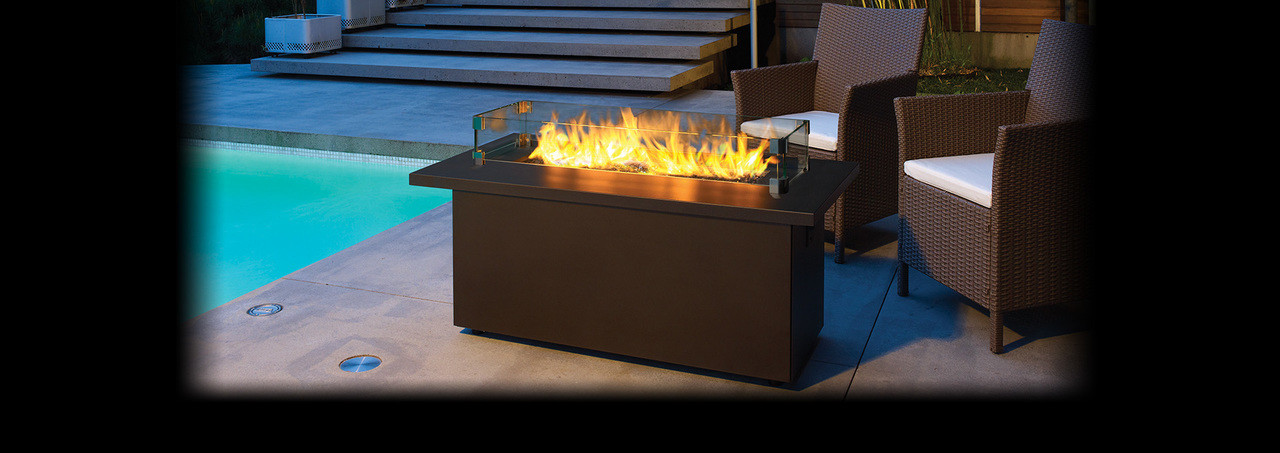 Regency Plateau PTO30CFT Unknown Outdoor Gas Firetable