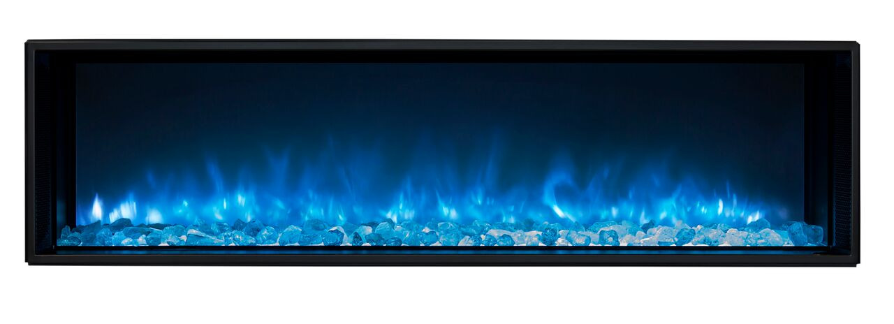 Modern Flames Landscape FullView 2 Series Built-in Clean Face Electric Fireplace - LFV2-100/15-SH