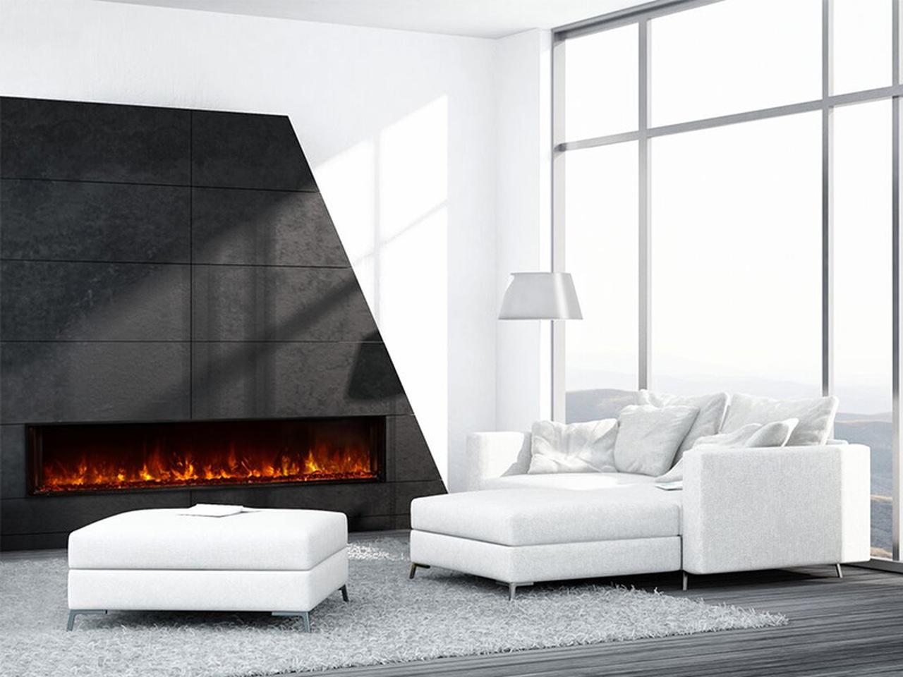 """Modern Flames Landscape FullView 2 80"""""""