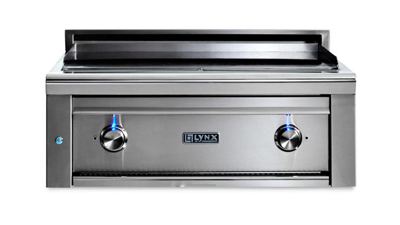 """Lynx 30"""" Asado Built-In Grill"""