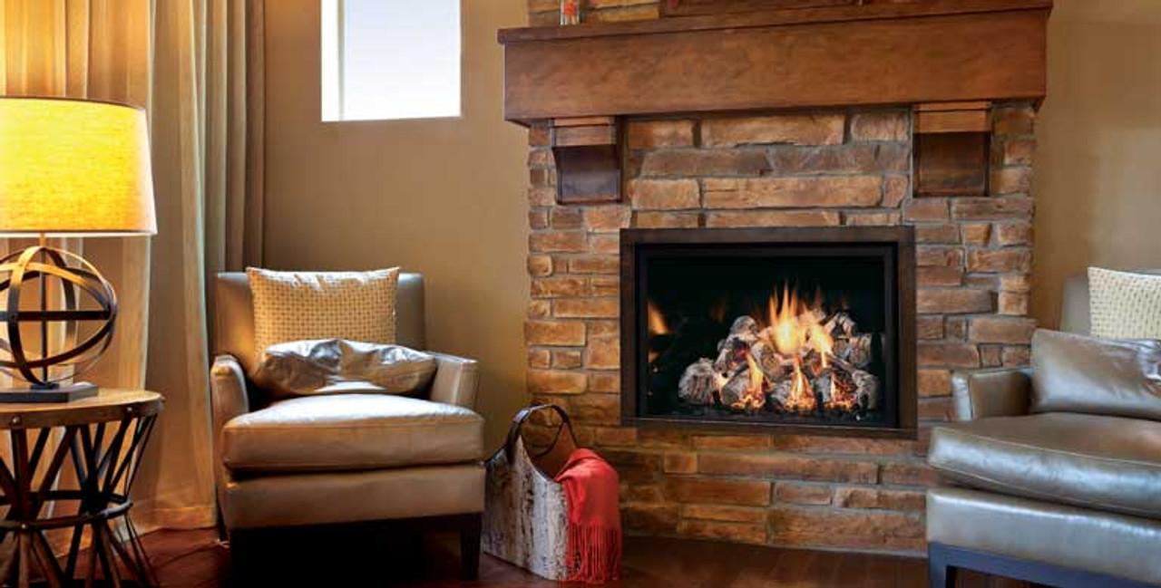 Mendota- FullView Series Gas Fireplace - Embers Fireplaces ... on Embers Fireplaces & Outdoor Living id=25768