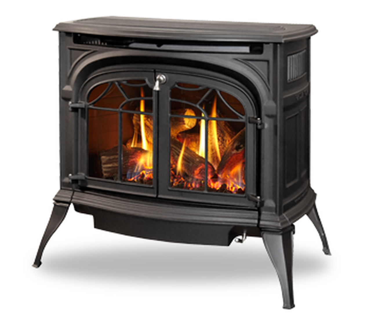 Vermont Castings Radiance Direct Vent Gas Stove Embers