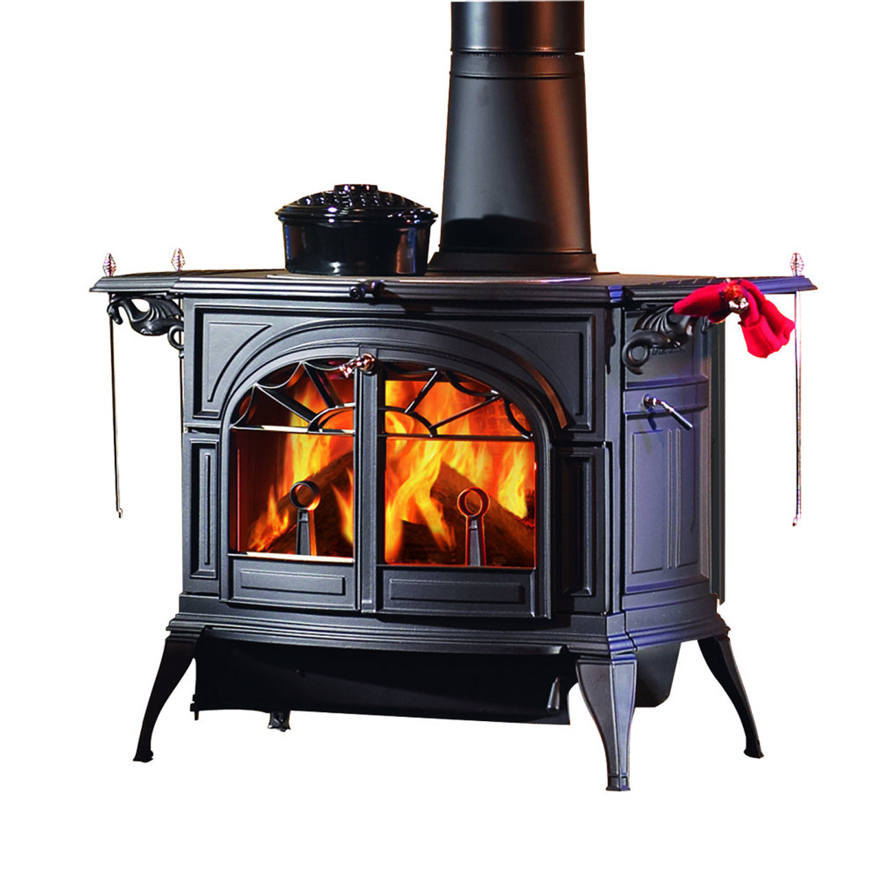 Buy Vermont Castings Defiant Wood Stove Embers Living