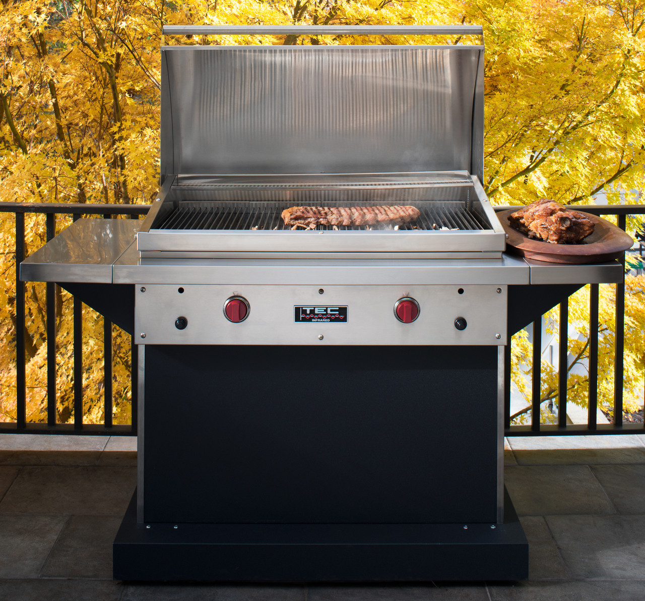 TEC Patio FR Infrared Gas Grill - 44""