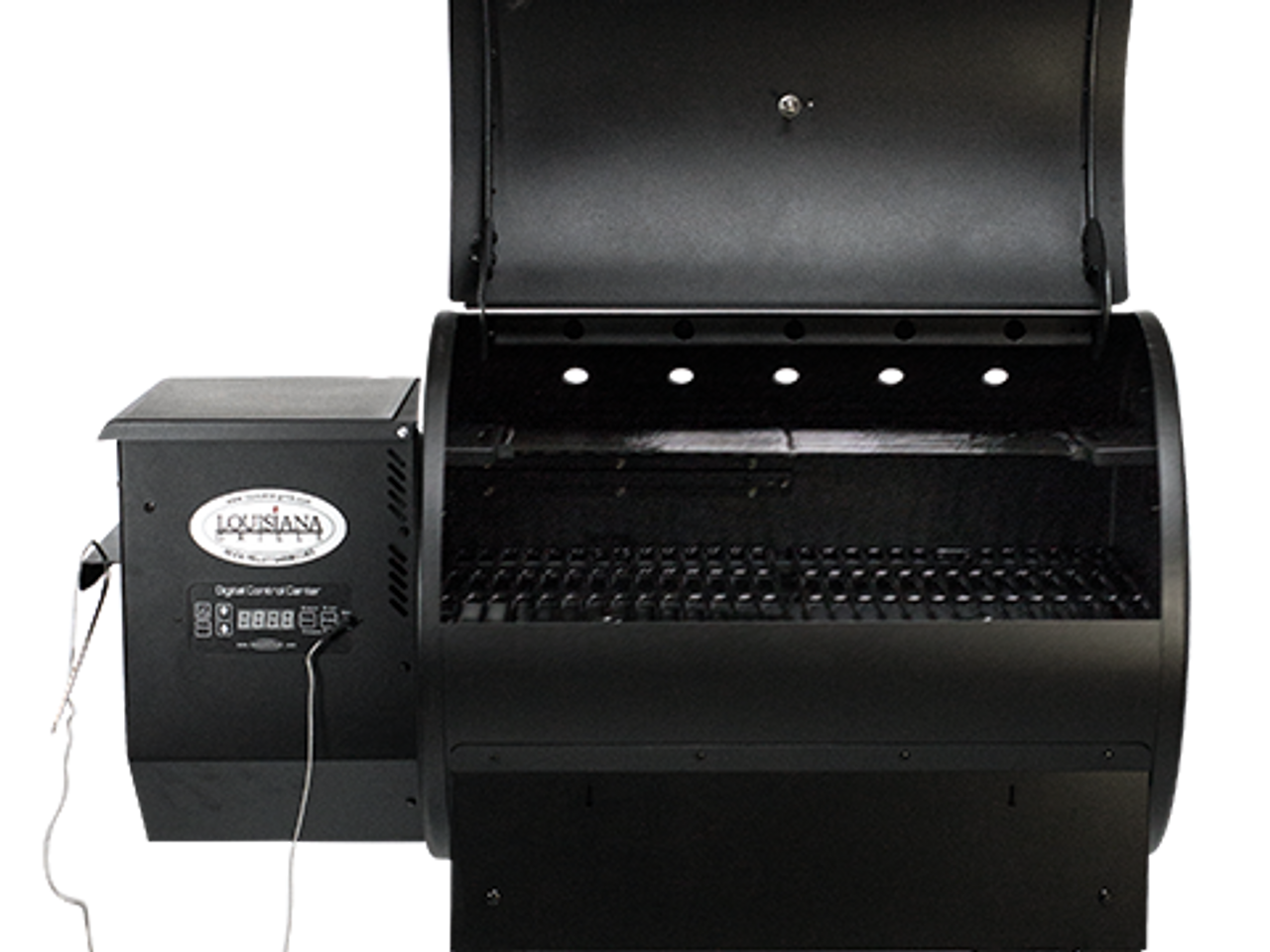 Louisiana Grills 700 Series Wood Pellet Smoker - 14 lb Hopper Capacity