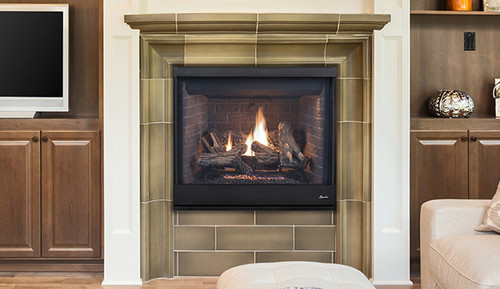 """Superior 45"""" Gas Direct Vent Fireplace - DRT4245"""