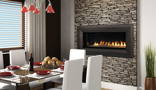 """Superior 43"""" Vent-Free Fireplaces, Linear - VRL4543"""