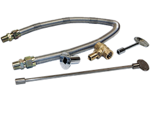CROSSFIRE CFBH160 H-STYLE Brass Burner