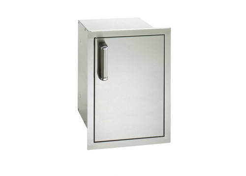 Firemagic Premium Flush Mounted 20 x 14 Single Access Door with Dual Drawers with Soft Close System - 53820SC