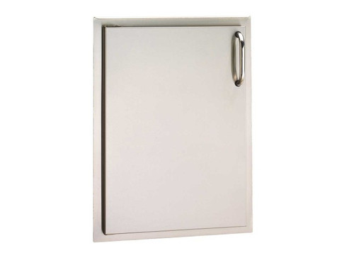 Firemagic 20 x 14 Single Access Door with Louvers - 33920-1-SR/SL