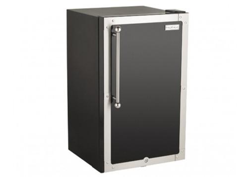 Firemagic Black Diamond Refrigerator, 4 cubic feet - 3598H-DR/DL