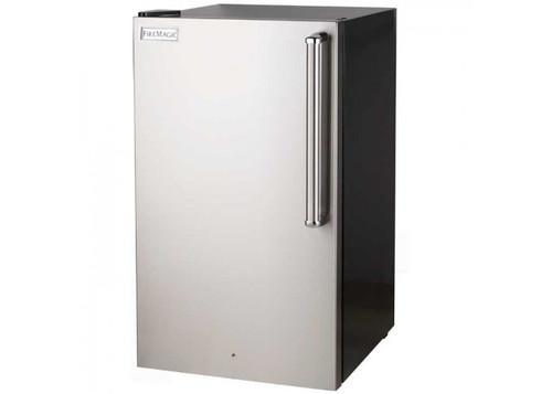 Firemagic Premium Refrigerator, 4 Cubic Foot with Locking Door - 3598-DR/DL