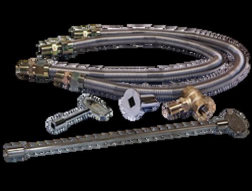 CROSSFIRE CFBR500 Radial-Style Brass Burner