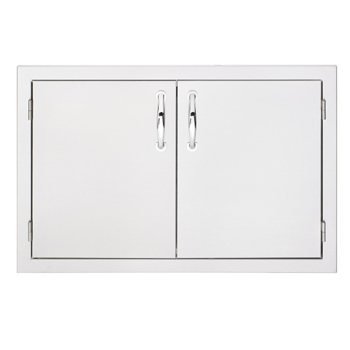 "Summerset 30"" Double Door - Stainless Steel - SSDD30"