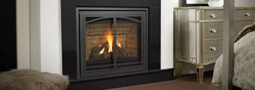 Regency Panorama® P33 & P33E Small Gas Fireplace
