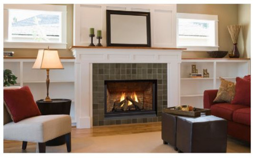 Regency Panorama® P33CE Small Gas Fireplace