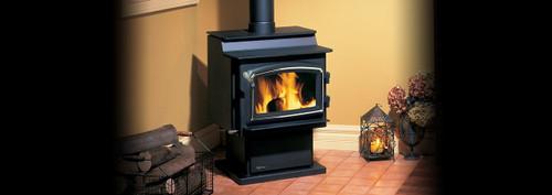 Regency Classic S2400 Medium Wood Stove (Step Top)