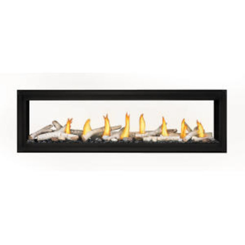 Napoleon Luxuria™ 62  See-Thru Direct Vent Gas Fireplace - LVX62N2X