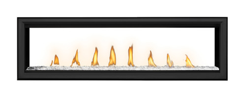 "Napoleon Vector 62"" See Thru Direct Vent Gas Fireplace - LV62N2"