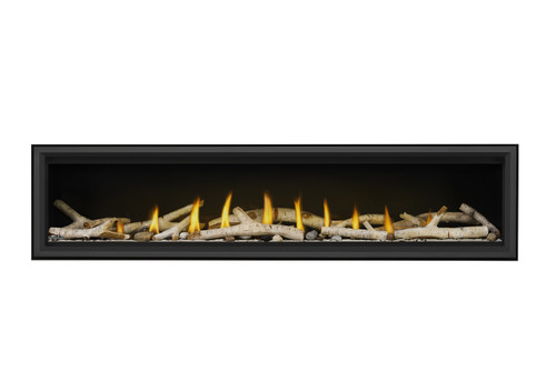 "Napoleon Vector 74"" Single Sided Direct Vent Gas Fireplaces - LV74N"