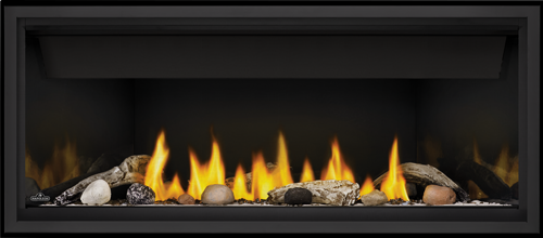 "Napoleon Ascent 46"" Direct Vent Linear Fireplace - BL46NTE"