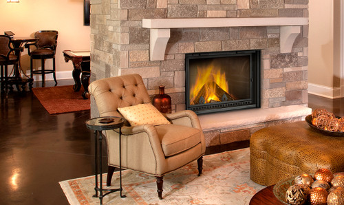 Napoleon High Country™ 5000 Wood Fireplace - NZ5000