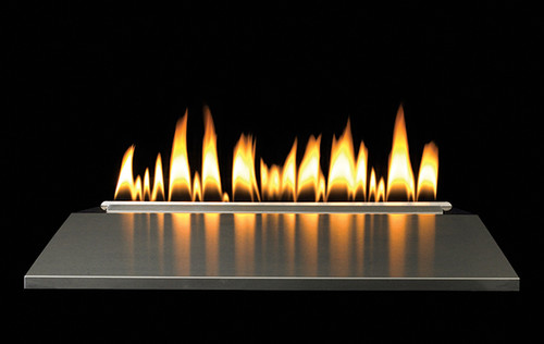 Empire Loft Series Vent-Free Multi-Sided Burner - Loft Millivolt with On/Off Switch - 36,000BTU - VFRU