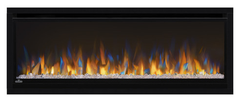Napoleon Alluravision™ 42 Deep Depth Electric Fireplace - Glass Front, Black - NEFL42CHD