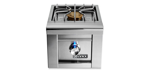Lynx Built-In Single Side Burner