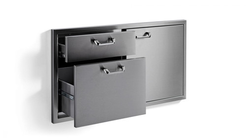 "Lynx 42"" Door Drawer Combination"