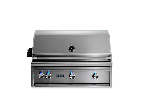 """Lynx 36"""" Built-In Grill with Rotisserie"""