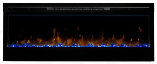 "Prism 50"" Prism Electric Fireplace - Blue"