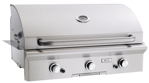 "AOG 36"" T-Series Built-in BBQ - Primary Cooking Surface 648 sq. inches"