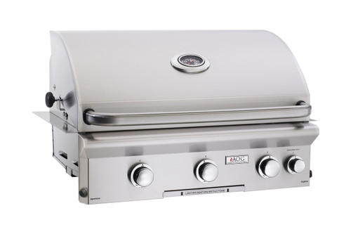 "AOG 30"" L-Series Built-in BBQ - Primary Cooking Surface 540 sq. inches"
