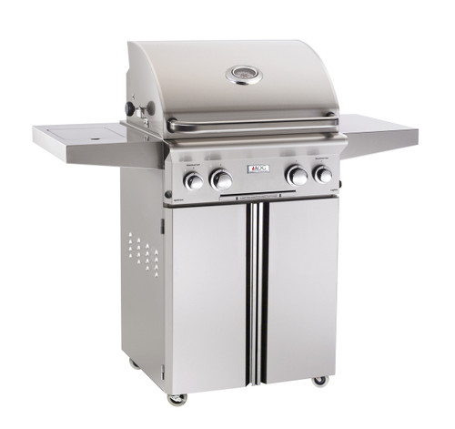 """AOG 24"""" L-Series Portable BBQ - Primary Cooking Surface 432 sq. inches"""